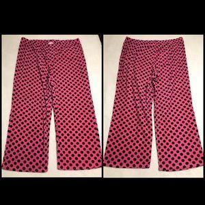 Cacique Fleece Pajama Pant 26/28
